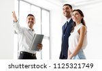 real estate business  sale and... | Shutterstock . vector #1125321749