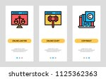 digital law and copyright... | Shutterstock .eps vector #1125362363