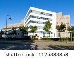 hoofddorp  the netherlands  ... | Shutterstock . vector #1125383858