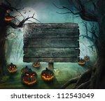 Halloween Design   Forest...