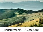 beautiful landscape of... | Shutterstock . vector #112550000