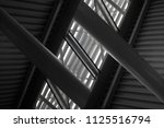 tilt photo of modern industrial ... | Shutterstock . vector #1125516794
