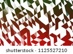 light green  red vector low... | Shutterstock .eps vector #1125527210
