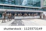 toronto  canada july 02  2018 ... | Shutterstock . vector #1125573149