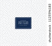 background with stipple pattern ... | Shutterstock .eps vector #1125596183
