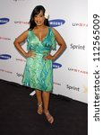 "Small photo of Niecy Nash at Samsung and Sprint ""The Upstage"" Country Club. Private Location, Beverly Hills, CA. 04-15-07"