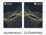modern vector template for...   Shutterstock .eps vector #1125664466