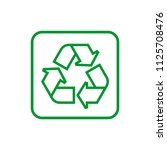 Universal Recycling Symbol In...