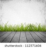 wood textured backgrounds in a... | Shutterstock . vector #112571606