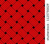 seamless geometric vector... | Shutterstock .eps vector #1125750029
