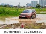 hanoi  vietnam   june 15  2018  ... | Shutterstock . vector #1125825680