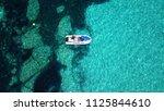 Aerial Drone Photo Of Jet Ski...