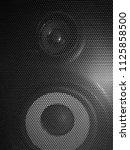 close up of speaker grill....   Shutterstock . vector #1125858500