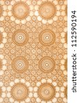 Mosaic Detail   Hassan Ii...