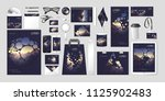 vector set kit collection... | Shutterstock .eps vector #1125902483