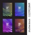 set of vector different style... | Shutterstock .eps vector #1125921869