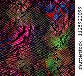 Animal Print  Snakeskin Texture ...