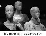 Store Mannequins. Fashion...