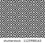 abstract geometric pattern with ... | Shutterstock . vector #1125988163