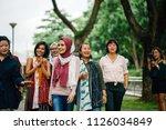 Group Portrait Of Diverse Grou...