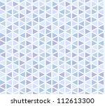 seamless geometric pattern  1 | Shutterstock .eps vector #112613300