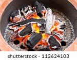 Fired Coals In The Stove