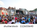 brasov  romania   july 29   ... | Shutterstock . vector #112633640