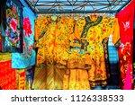 beijing  china   november 13 ... | Shutterstock . vector #1126338533