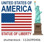United States Of America With...