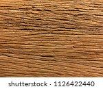 rough surface wood. beautiful... | Shutterstock . vector #1126422440