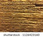 rough surface wood. beautiful... | Shutterstock . vector #1126423160