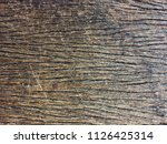 table rough surface wood.... | Shutterstock . vector #1126425314