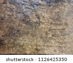 table rough surface wood.... | Shutterstock . vector #1126425350
