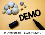 conceptual hand writing showing ... | Shutterstock . vector #1126493240