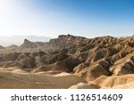 zabriskie point  part of the... | Shutterstock . vector #1126514609