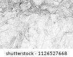 white marble texture with...   Shutterstock . vector #1126527668