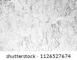 white marble texture with...   Shutterstock . vector #1126527674