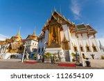 Grand Palace Bangkok Thailand...