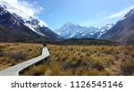 This Photo Is Taken In Mt.cook...
