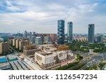 nanjing  china   on june 27... | Shutterstock . vector #1126547234