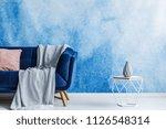 contemporary openwork metal... | Shutterstock . vector #1126548314