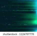 vector background of new... | Shutterstock .eps vector #1126707770