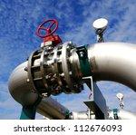 industrial zone  steel... | Shutterstock . vector #112676093