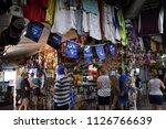 daly waters  australia   jun 13 ... | Shutterstock . vector #1126766639