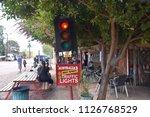 daly waters  australia   jun 13 ... | Shutterstock . vector #1126768529