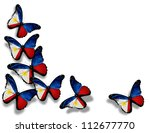 Philippine Flag Butterflies ...