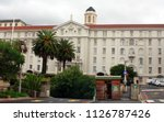 cape town south africa may 25... | Shutterstock . vector #1126787426