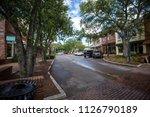 fernandina beach  fl   united... | Shutterstock . vector #1126790189
