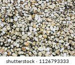 small stone under the water | Shutterstock . vector #1126793333