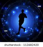 sport vector illustration | Shutterstock . vector #112682420